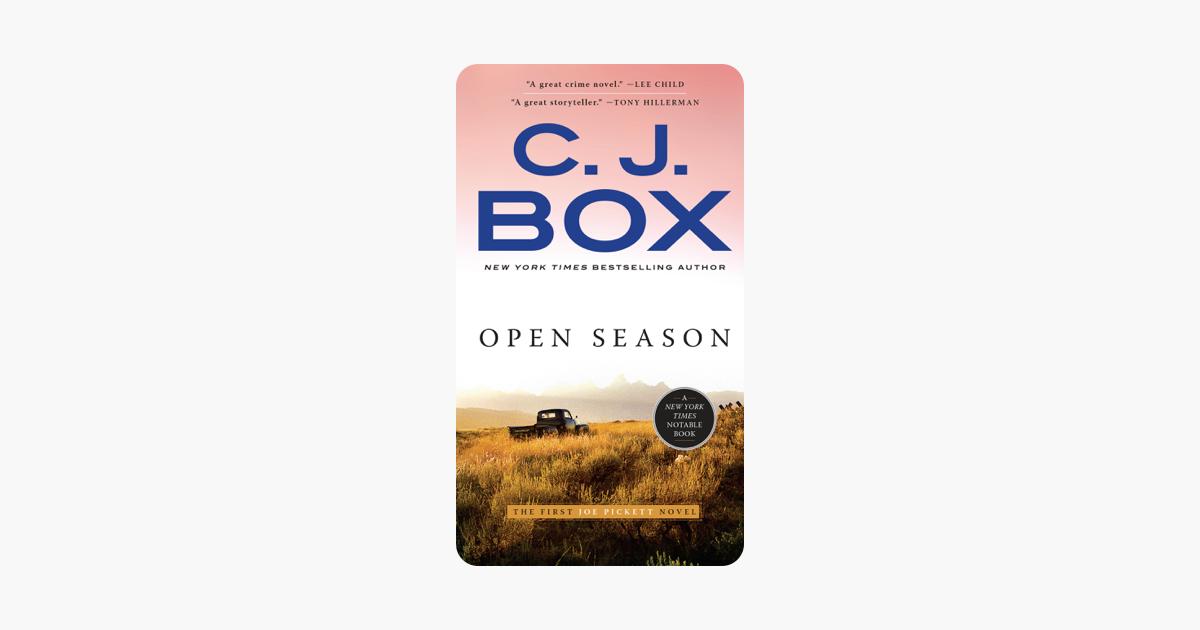 Open Season - C. J. Box
