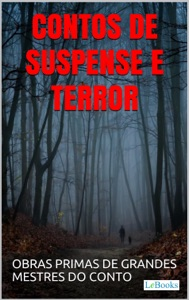 Contos de Suspense e Terror Book Cover