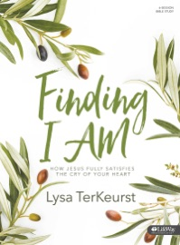 Finding I Am - Bible Study Book PDF Download