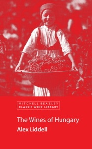 The Wines of Hungary Book Cover