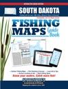 South Dakota Fishing Maps Guide Book