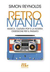 Retromania Libro Cover