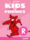 Learn Phonics R - Kids Vs Phonics IPhone Version