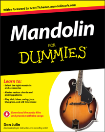 Mandolin for Dummies, Enhanced Edition