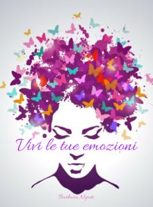 Vivi le tue Emozioni Libro Cover