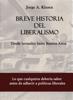 Jorge Klusen - Breve historia del liberalismo. Desde Jerusalen hasta Buenos Aires ilustración