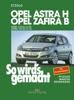 Opel Astra H 3/04-11/09, Opel Zafira B 7/05-11/10