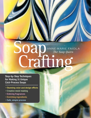 Soap Crafting - Anne-Marie Faiola book
