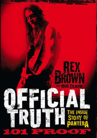 Official Truth, 101 Proof book
