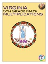 Virginia 5th Grade Math - Multiplications