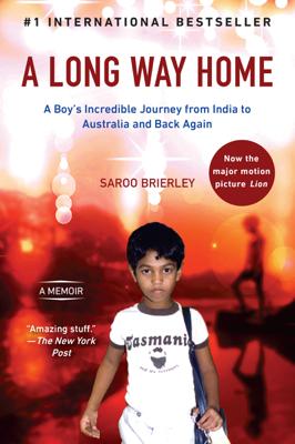Saroo Brierley - A Long Way Home book