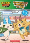 Komasan And Komajiro In The City Yo-kai Watch Chapter Book 2