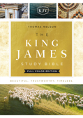 The King James Study Bible, Full-Color Edition