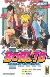 Boruto - Naruto Next Generations – Tome 1