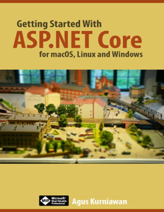 Getting Started with ASP.NET Core for macOS, Linux, and Windows Cover Book