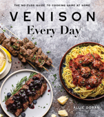 Venison Every Day Book Cover