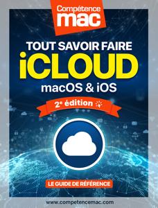 iCloud : Tout savoir faire - macOS et iOS Couverture de livre