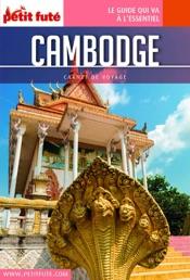 CAMBODGE 2020 Carnet Petit Futé