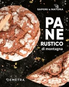 Pane rustico di montagna Book Cover