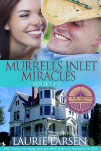 Murrells Inlet Miracles boxset: Books 1 - 3 Book Cover