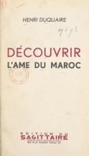 Découvrir L'âme Du Maroc