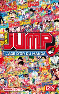 Jump – L'âge d'or du manga La couverture du livre martien