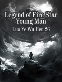 Legend Of Fire Star Young Man