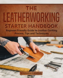 The Leatherworking Starter Handbook Book Cover