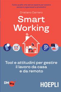 Smart Working Copertina del libro