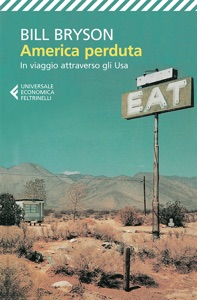 America perduta Book Cover