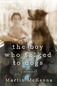The Boy Who Talked to Dogs Book Cover
