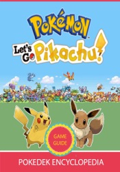 Pokemon let's go Pikachu game guide and walkthrough