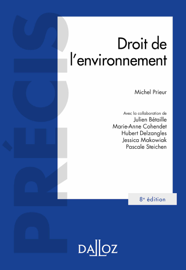 Droit de l'environnement - 8e éd.