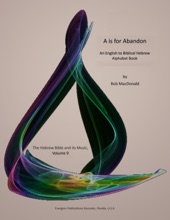 A Is for Abandon