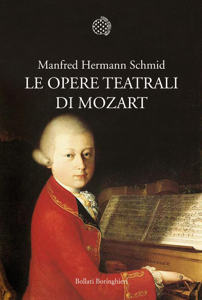 Le opere teatrali di Mozart Copertina del libro