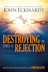Destroying the Spirit of Rejection Book Cover