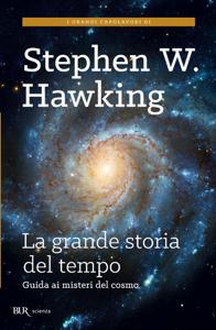La grande storia del tempo Copertina del libro