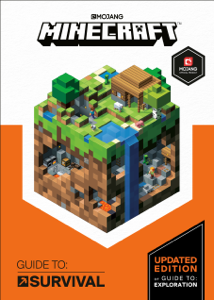 Minecraft: Guide to Survival Book Cover