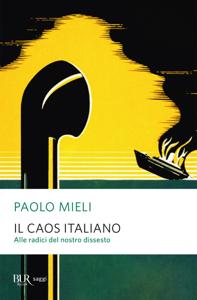 Il caos italiano Copertina del libro