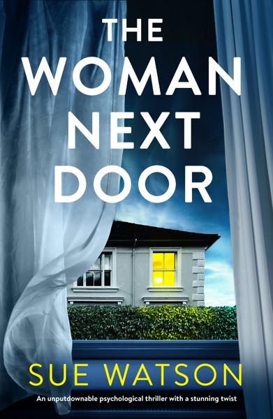 The Woman Next Door - Sue Watson book cover