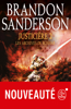 Brandon Sanderson - Justicière, Volume 2 (Les Archives de Roshar, Tome 3) illustration