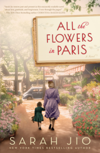 All the Flowers in Paris Book Cover