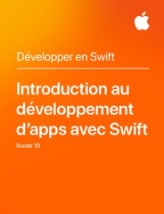 Introduction au développement d'apps avec Swift