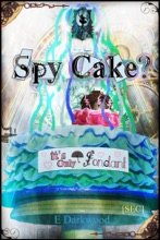 Spy Cake? It's Only Fondant