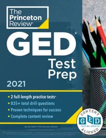 Princeton Review GED Test Prep, 2021