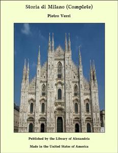 Storia di Milano (Complete) Book Cover