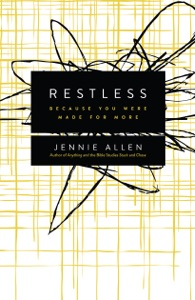 Restless Book Cover