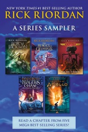 Rick Riordan Series Sampler PDF Download