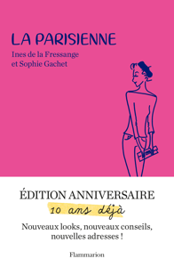 La Parisienne Couverture de livre