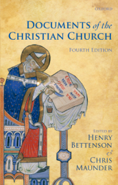 Documents of the Christian Church book